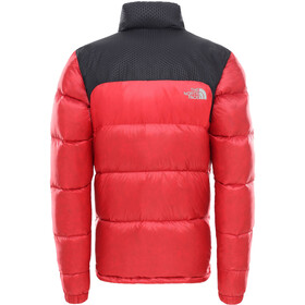 The North Face Nevero Chaqueta de plumas Hombre, tnf red/tnf black